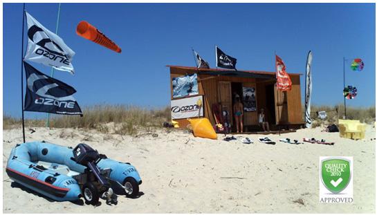 eolis kitesurfin school