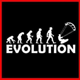 kiteboarding evolution