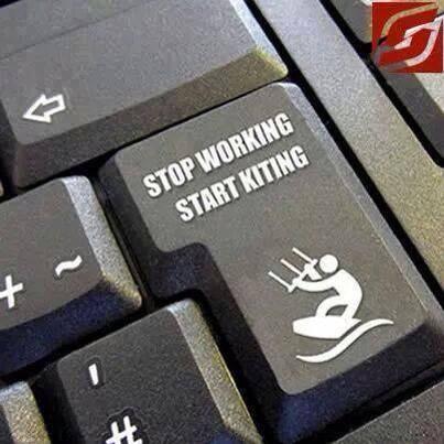 start kiting