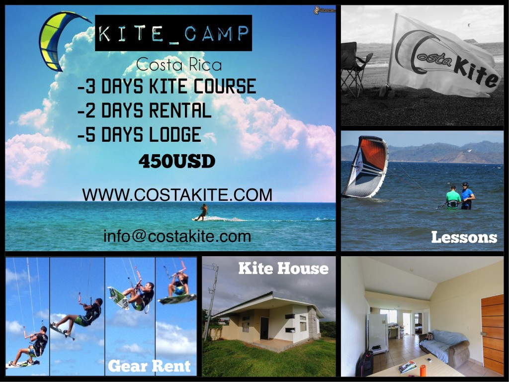 offer kite camp
