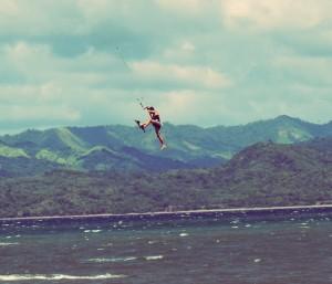 kiteboarding costa rica