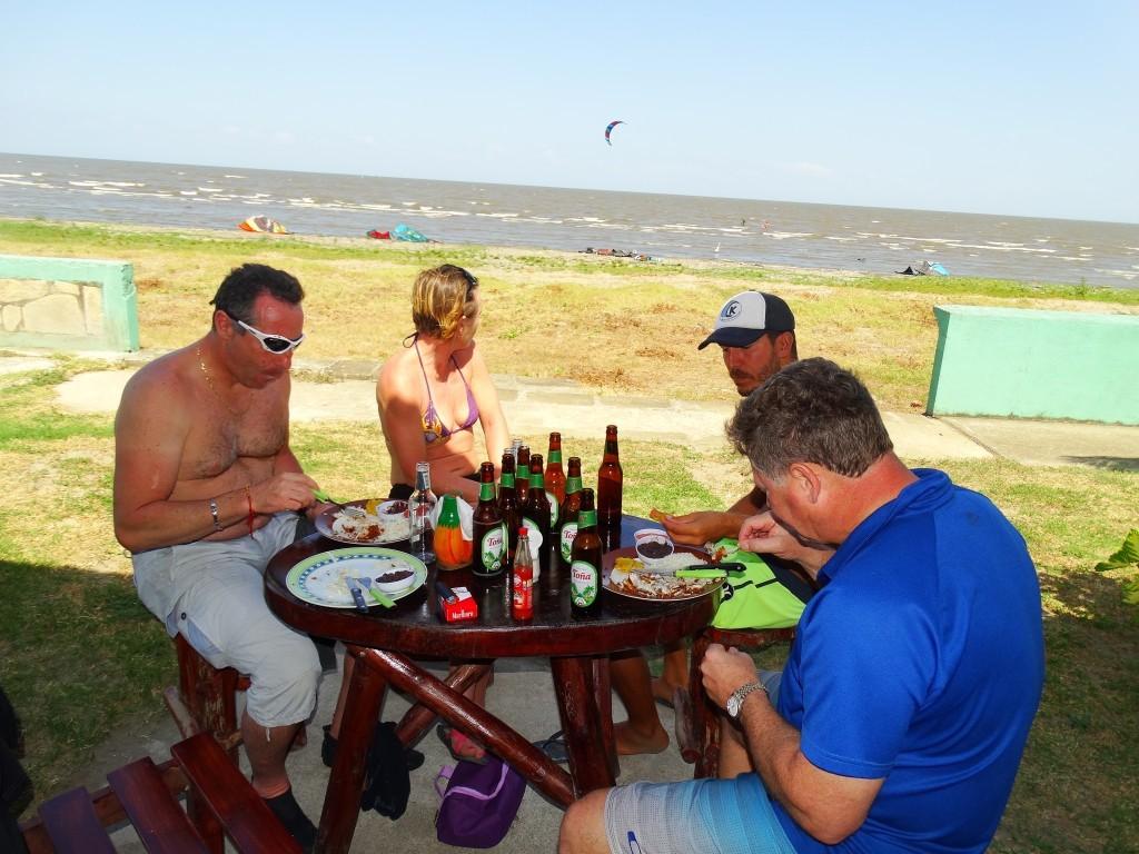 Kite trip to nicaragua