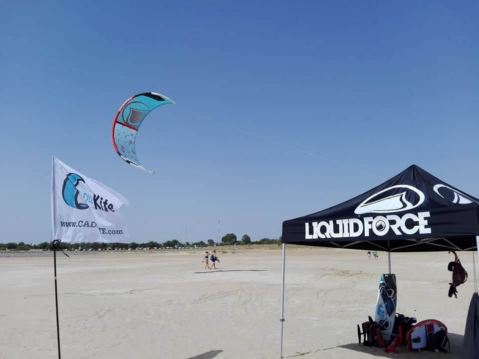 NEW KITE SCHOOL IN SPAIN